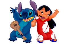 Lilo And Stitch - Cartoon Pictures