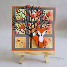 Autumn Fox by Michele