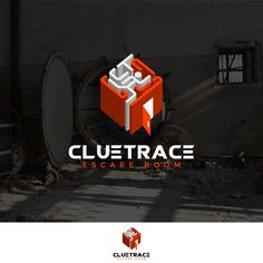 ClueTrace Website logo needed for a live escape room. by LaboPIXEL