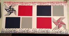 Dotty for the 4th by ScrappyT - Cards and Paper Crafts at Splitcoaststampers