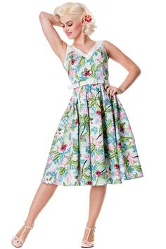 Put together the perfect pin-up look with this collection of rockabilly dresses, wiggle skirts, sailor shorts and more. Shop at Unique Vintage to find the best pin-up clothing with sassy, sexy looks from the and Pin Up Dresses, Prom Party Dresses, Holiday Dresses, Homecoming Dresses, Fashion Dresses, Summer Dresses, 1950s Style, Style Retro, Vintage Inspired Dresses