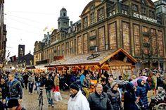 アムステルダム 安手の商業化反対の懇願書