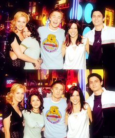 One Tree Hill's original cast and the best cast <3 Although I think Mouth and Skills to be in the too, they were there from the beginning.