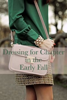 Your Sorority Sister: DRESSING FOR CHAPTER IN EARLY FALL