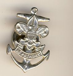 BOY SCOUT PIN BADGES BS of AMERICA SEA SCOUT | eBay