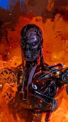 100 The Terminator Fan Art Ideas In 2020 Terminator Terminator Movies Movie Art