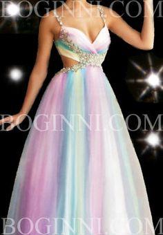 Rainbow dress!!!!!!!!!!!