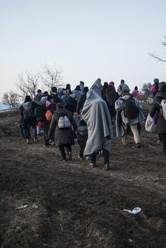 Steigende Flüchtlingszahlen: Schweiz droht zum neuen Transitland zu werden
