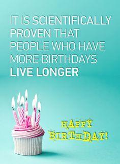 Birthday-Science