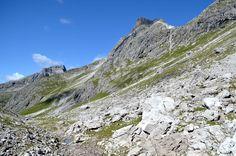 Lechtal - Hohes Licht Kleine Steinscharte