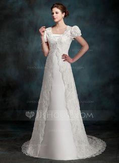 Wraps - $89.99 - Short Sleeve Lace Wedding Wrap (013022600) http://jjshouse.com/Short-Sleeve-Lace-Wedding-Wrap-013022600-g22600