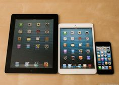 iPad mini, iPad, iPod Touch: which iOS device should you buy?