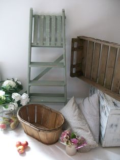 Pretty pic of new stock at Lavender House Vintage #vintage#home#interiors#painted#shabby#country#rustic#cottage