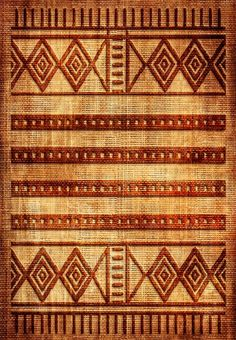 African Fabric Design | Yves Saint Laurent Launches New African Colors Collection & Everlong ...