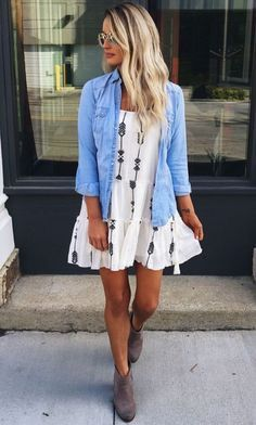Cute Summer Outfit | #Trenditions