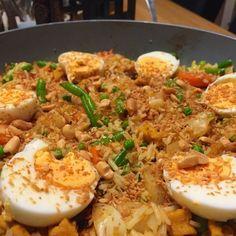 Clean Recipes, Healthy Recipes, Gado Gado, Bulgur Salad, Asian Kitchen, Good Food, Yummy Food, Japanese Food, No Cook Meals