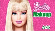 Barbie Princess MakeUp & Barbie Dress Up Games - Barbie Princess Charm School
