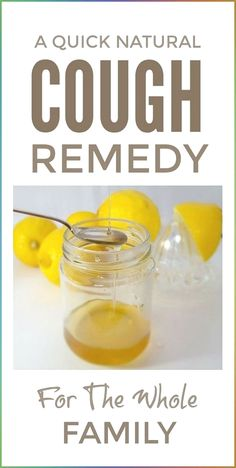 Natural DIY cough syrup recipe - this homemade cough remedy is good for kids and. Natural DIY cough syrup recipe - this homemade cough remedy is good for kids and adults and can help with tickly, dry and chesty coughs and can be taken at nighttime Homemade Cough Remedies, Cough Remedies For Kids, Home Remedy For Cough, Natural Cough Remedies, Cold Home Remedies, Herbal Remedies, Health Remedies, Natural Cures, Holistic Remedies
