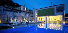 Salvator Hotel Villas and Spa, Kyperi, Parga, Epirus, Greece