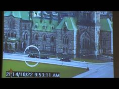 """Was the """"terrorist"""" attack on Ottawa a set-up? Did the authorities take advantage of an opportunity? Why are the eye-witness accounts different from what was reported? When something doesn't make sense, we're missing some critical information. This Ottawa Citizen report will open your eyes.  #terror #C51 #Canada   Security camera footage of Parliament Hill shooter from multiple angles"""
