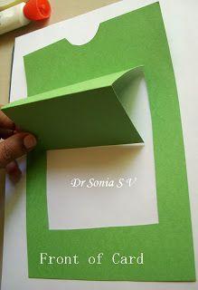 Cards Crafts Kids Projects Pop Up Slider Card Tutorial Slider Cards Pop Up Cards Card Tutorial