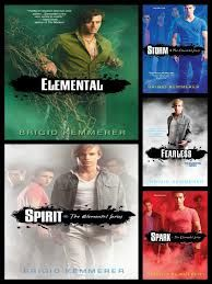Elementals series - a great read
