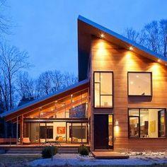 casa de campo terreno empinado - Buscar con Google