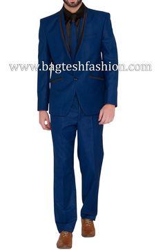 Groom Handsome Royal Blue Tuxedos Black Tuxedo Suit, Mens Tuxedo Suits, Groom Tuxedo, Tuxedo Dress, Tuxedo For Men, Tuxedo Jacket, Royal Blue Suit, Blue Suit Men