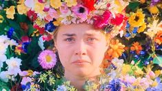 """""""With Midsommar [starring Florence Pugh], Aster has scored again, topping his first film with a truly horrific nightmare drenched in sunlight."""