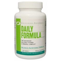 Daily Formula 100 cps Universal ™ | Techno Nutrition