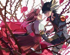 Yu Gi Oh 5d's, Yo Gi Oh, Black Rose Dragon, Manga Anime, Anime Art, Dragon Rise, Harry Potter Stickers, Fanart, Anime Fantasy