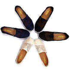 Lace Breathable Platform Rocker Sole Shake Shoes For Women