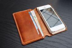 For Travel: Phone case wallet, phone must be detactable.