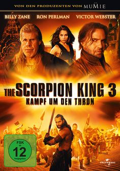 ™ The Scorpion King Battle for Redemption film en streaming gratuit *Full HD* Ron Perlman, Victor Webster, Billy Zane, Movies To Watch, Good Movies, Die Pest, Moana 2016, Peliculas Audio Latino Online, Kings Movie