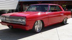 1965 Chevrolet Chevelle 383/456 HP, Air Ride