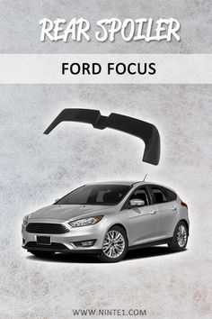 Car accessories for Ford Focus SE/SEL/Titanium Hatchback Model: Rear Window Wing. Must have car customization and decoration accessories. Put it on your car essentials list. A breathe of fresh air for your Ford Focus. Ford Focus Accessories, Must Have Car Accessories, Ford Focus Hatchback, How To Clean Headlights, Car Essentials, Mechanic Tools, Car Hacks, Rear Window, Custom Cars