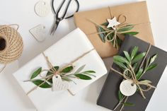 A simple tutorial for making personalized clay gift tags to decorate presents for your family and friends.