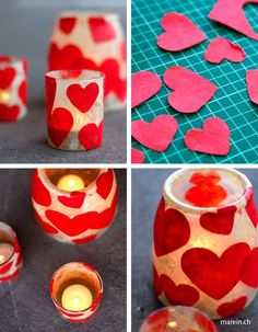 Marein - Happy Valentine Source by Dad Valentine, Valentine Day Crafts, Cute Crafts, Diy And Crafts, Crafts For Kids, Classroom Art Projects, Projects For Kids, Heart Party, Heart Crafts