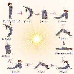 Easy Yoga Workout - salutation Get your sexiest body ever without,crunches,cardio,or ever setting foot in a gym Yoga Fitness, Fitness Workouts, Sport Fitness, Fitness Wear, Yoga Meditation, Yoga Flow, Morning Meditation, Yoga A Diario, Yoga Inspiration