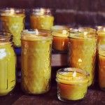 How To Make Homemade Beeswax Candles