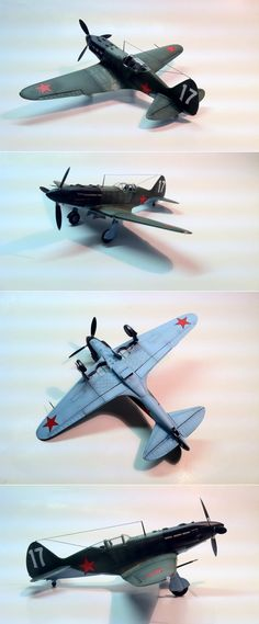 Trumpeter 1/48 MiG-3 (early) http://www.network54.com/Forum/47751/message/1420156934/First+for+2015...Trumpeter+1-48+MiG-3+%28early%29