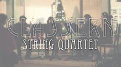 Classern Quartet by Michael Joseph Azcui. The Classern Quartet in Winter Park.  www.classernstringquartet.com