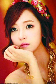 Jessica SNSD Girls Generation Mr Mr postcard
