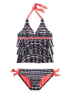 Tribal Tankini #Swimsuit | Girls Swimsuits Swimwear | Shop Justice