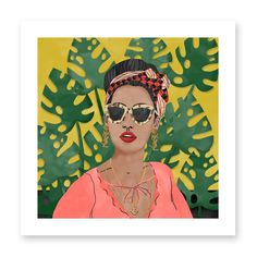 GIRLBO$$ print 2 via Bodil Jane Shop. Click on the image to see more!
