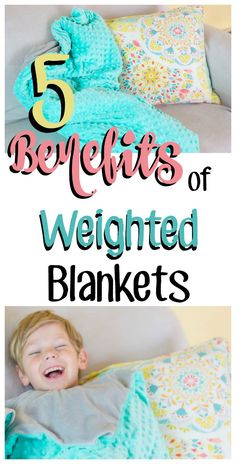Inside you'll find: the incredible benefits of weighted blankets for kids with SPD or other sensory issues from My Mundane and Miraculous Life. We all have that one friend. You know, the one that just gives exceptional hugs. Those hugs are just the right firmness and radiate love and warmth. That's kinda what a weighted blanket feels like. #sensory #benefits #parenting #kids #calm #comfort Trendy Baby, Mom And Baby, Baby Love, Baby Baden, Sensory Issues, Sensory Processing Disorder, Preparing For Baby, Before Baby, Sensory Activities