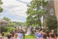 The Herrington Inn Geneva Wedding Photography :: A Stunning Afternoon Summer Wedding :: Melanie + Mick are Married!! » Laura Meyer Photography