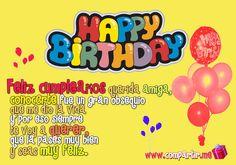 feliz cumpleaños hermanita - Buscar con Google