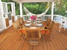 Advice on correct wood preservation whether on property or yacht
