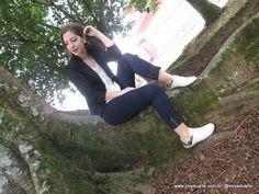 Vivy Duarte: Look do Dia : Roots